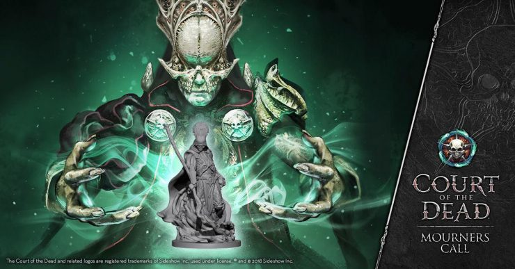 Did You Catch the Court of the Dead Tabletop Takeover on Sideshow Live?