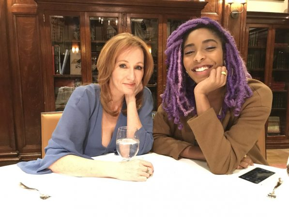 J.K. Rowling Reveals Jessica Williams' Fantastic Beasts Role