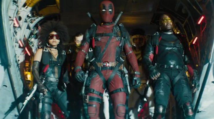 Deadpool 2 Final Trailer Assembles X-Force