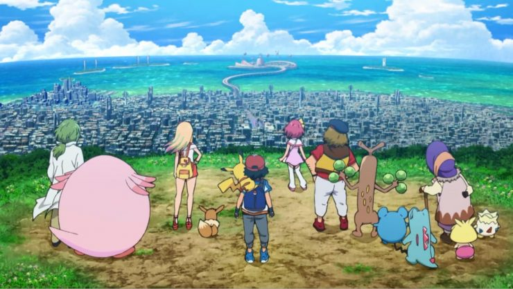 Pokemon: Everyone's Story Trailer to Debut New Unseen Pokemon