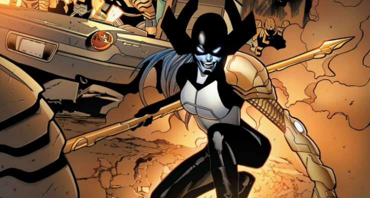 Who are the Black Order- Proxima Midnight