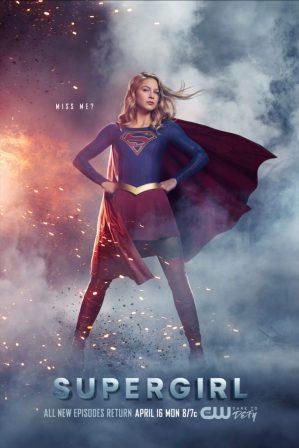 Supergirl Sets Season 3 Finale Date