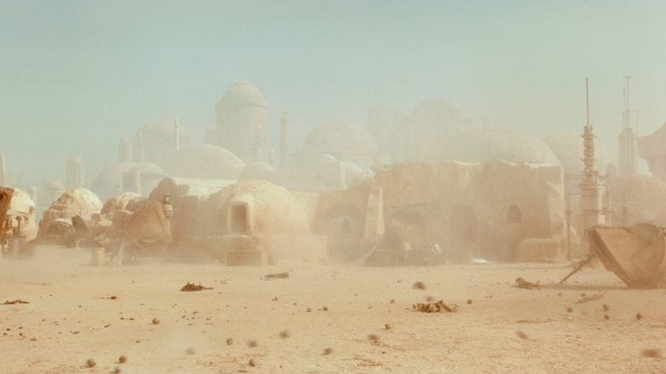 Tatooine Welcomes You!