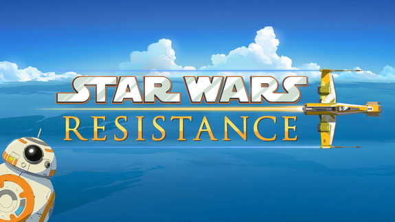 Star Wars: Resistance Animated Series