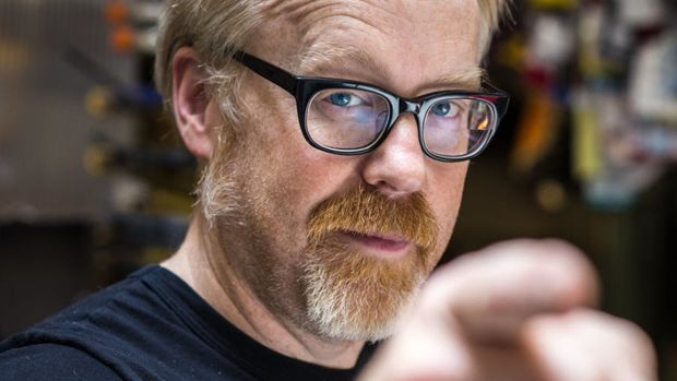 Adam Savage to Host Mythbusters Jr.