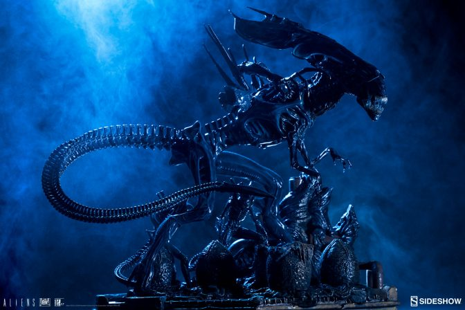 The Alien Queen Maquette Will Rule Your Aliens Collection