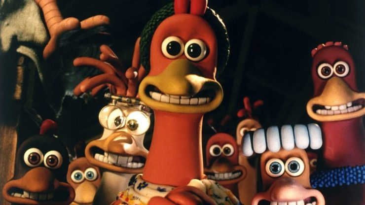 Aardman Animations Working on Chicken Run Sequel
