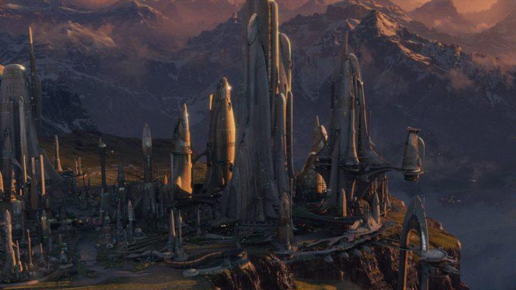 Visit Scenic Alderaan
