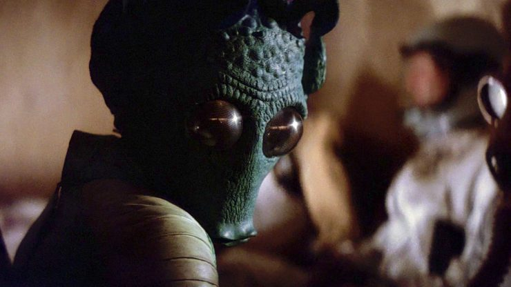 Greedo the Rodian