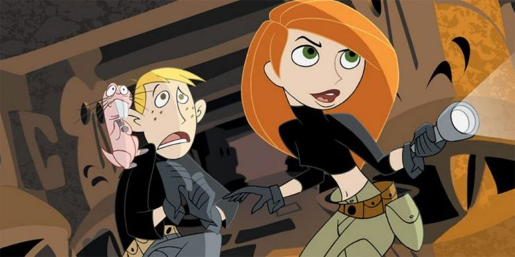Kim Possible Live-Action Film Finds its Leads