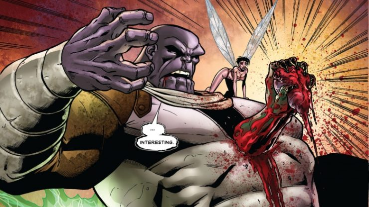 Top 10 Thanos Moments in Marvel- Geek Culture Countdown Podcast