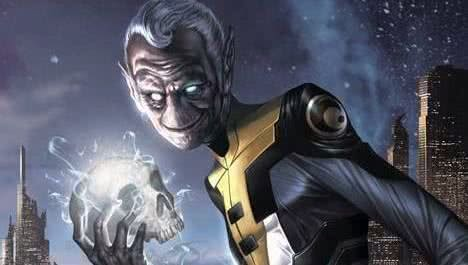 Who are the Black Order- Ebony Maw