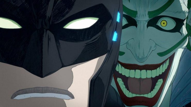 Batman Ninja Is Available on Digital Release