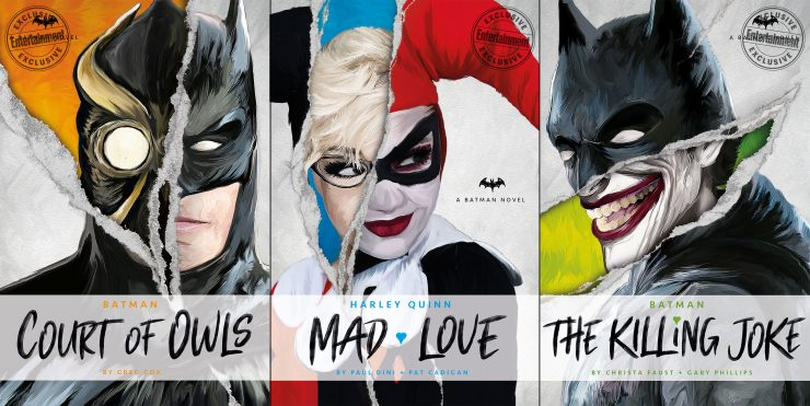DC Comics to Receive Novelizations