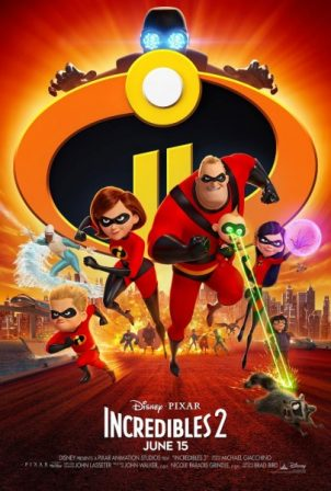 New Trailer for the Incredibles 2
