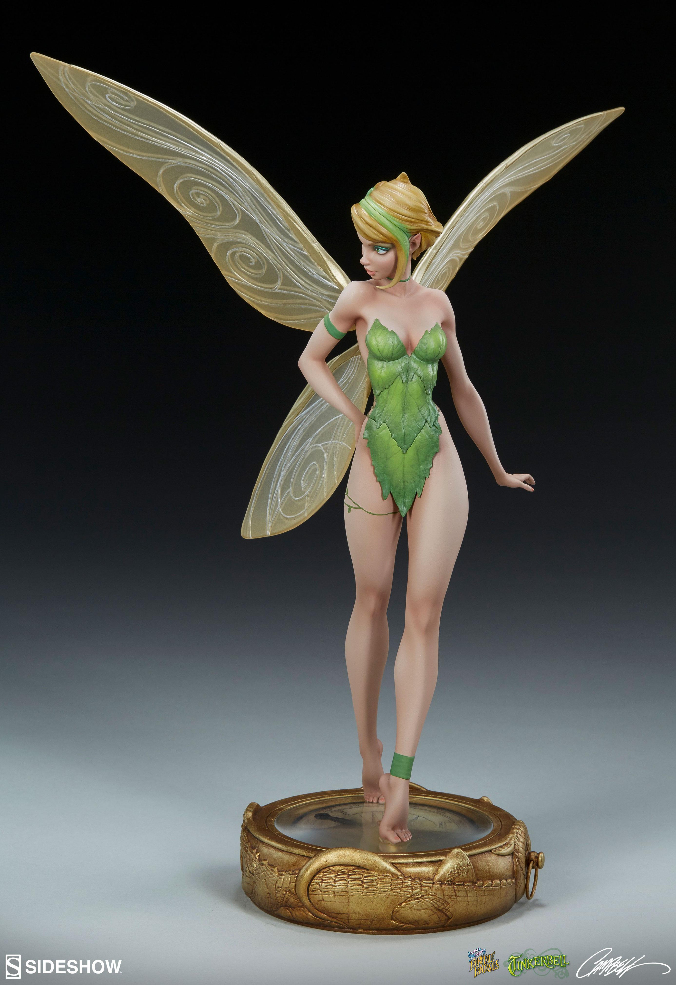 Tinkerbell Statue