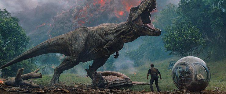 Jurassic World: Fallen Kingdom Teaser Features Tons of Dino Terror
