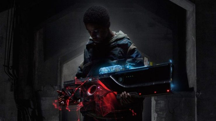 Lionsgate Releases Trailer for Sci-Fi Film Kin