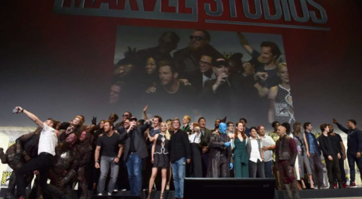 Marvel Confirms No Hall H Plans for SDCC 2018