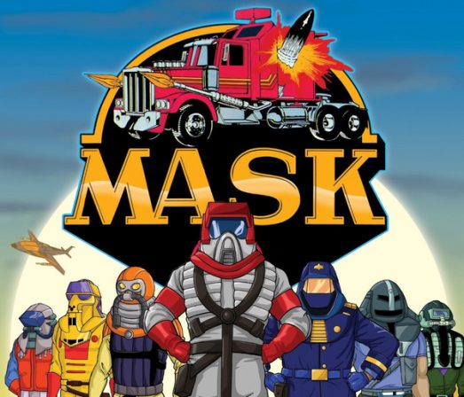 MASK Movie Finds Director