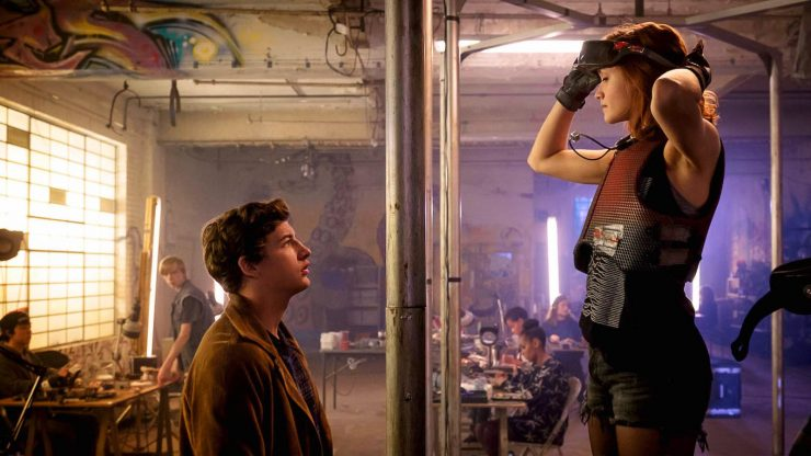Ready Player One Takes Box Office High Score