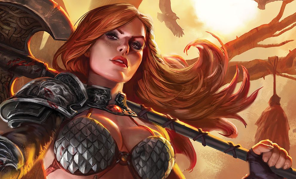 Red Sonja Film Gets Screenwriter