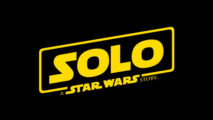 New Solo: A Star Wars Story Trailer