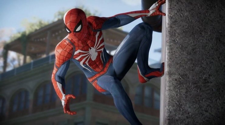 Spider-Man PS4 News from Game Informer Magazine