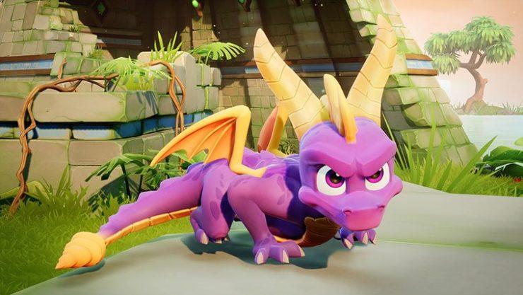 Activision Announces Spyro Trilogy Release Date
