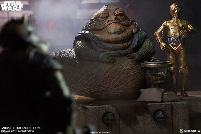 The Top 10 Alien Creatures Featured in Jabba the Hutt's Palace