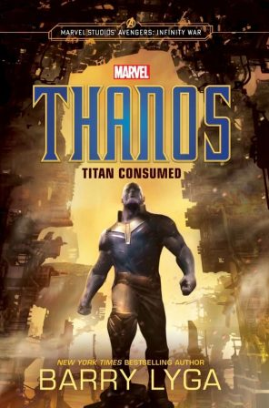 Marvel Announces New Thanos Novel