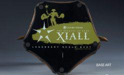 Xiall Bust