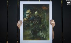 The Strength of Bone Premium Art Print