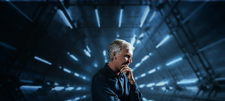 James Cameron's Story of Science Fiction on AMC