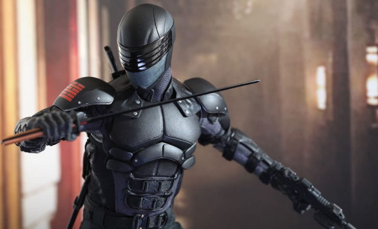 G.I. Joe Snake Eyes Spinoff In Development