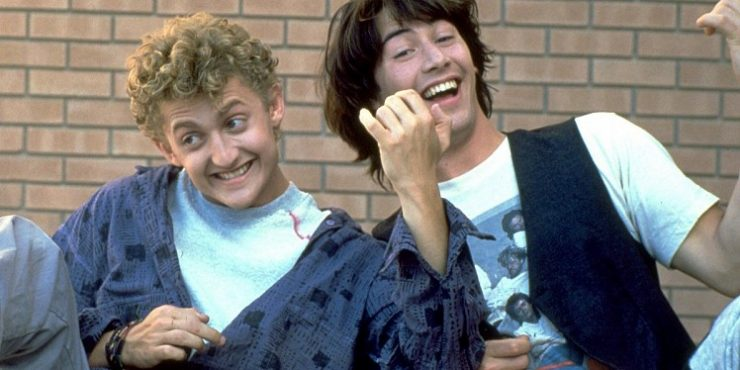 MGM Studios Greenlights Bill & Ted 3