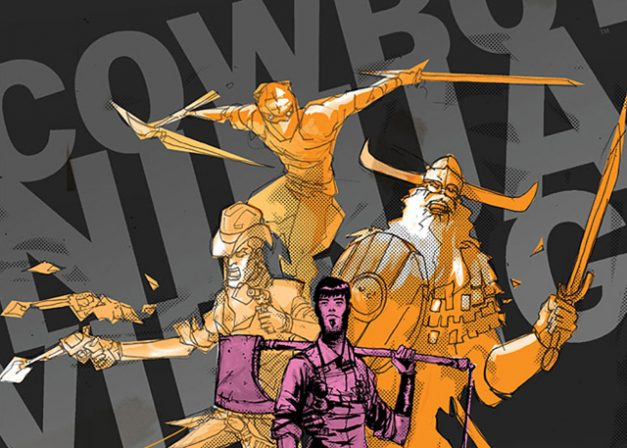 Cowboy Ninja Viking Film Hires Screenwriters