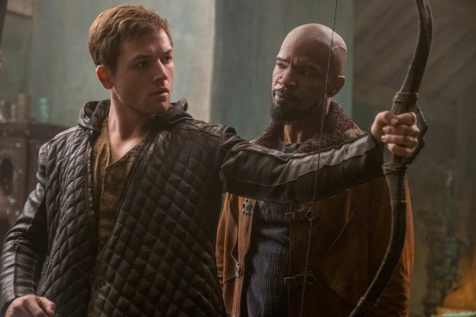 Lionsgate Releases Trailer for Robin Hood Film