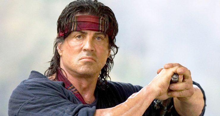 Sylvester Stallone Announces Rambo V Date Tease