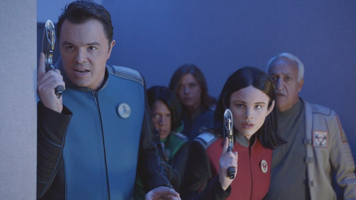 Fox Announces Orville Return Date