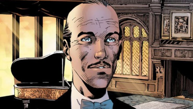 Alfred Pennyworth Series Ordered by Epix