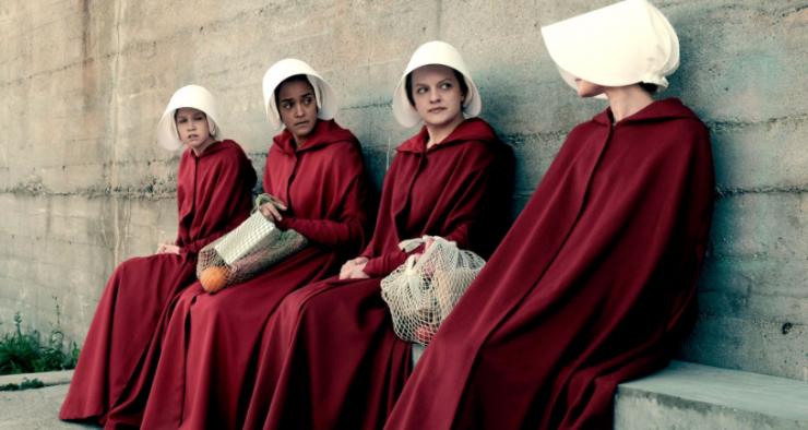 The Handmaid's Tale Renewed at Hulu