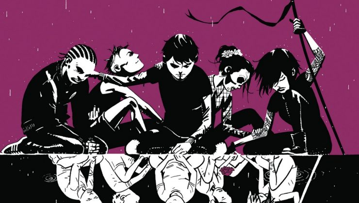 Syfy Shares First Look Trailer for Deadly Class