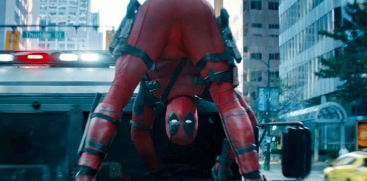 Deadpool 2 Original Score Gets Parental Advisory