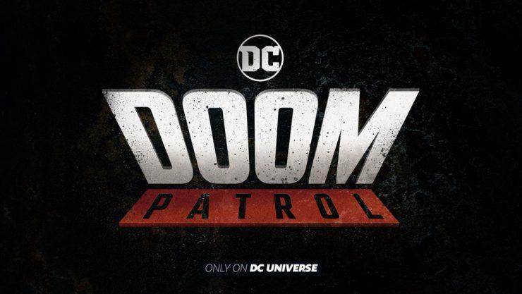 DC Universe Orders Doom Patrol Series