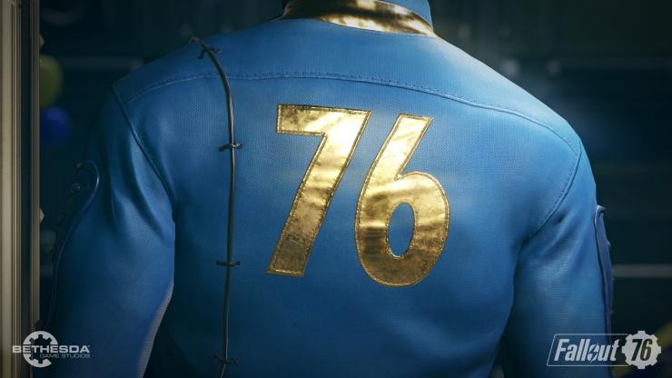 Bethesda Teases Fallout 76