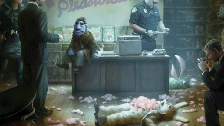 Happytime Murders First Official Trailer