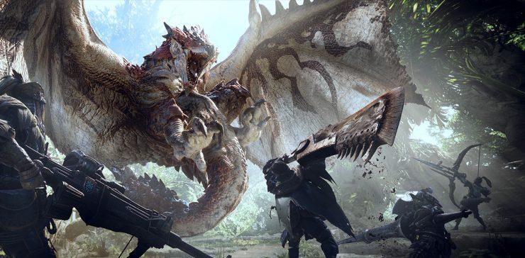 Monster Hunter Film to Star Milla Jovovich