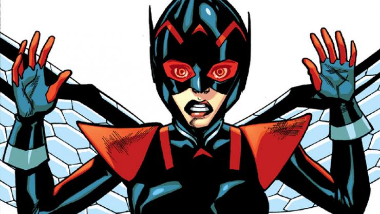 The Wasp- Nadia Pym