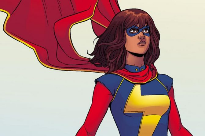 Ms. Marvel- Kamala Khan